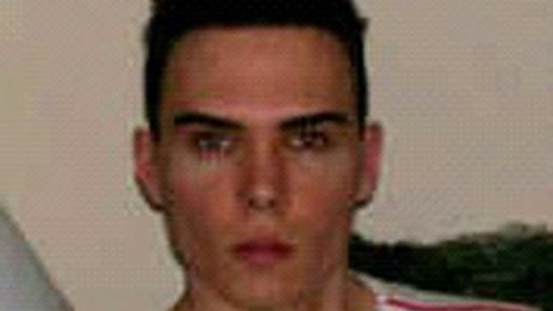 Porn actor Rocco Luka Magnotta has been arrested today in Berlin
