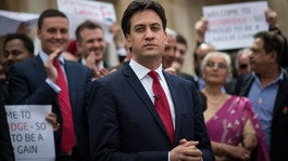 Voters still choose Labour despite 'unpopular' Miliband