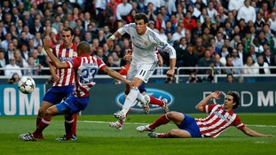 Gareth Bale scored a winner with minutes to go in extra time.