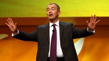 Tim Farron is tipped by some as a future leader of the party.