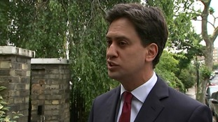 Ed Miliband says he believes Labour can win the general election.
