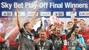 Rotherham triumph at Wembley