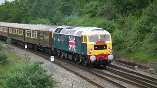 Jubilee train