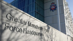 Exterior view of Greater Manchester Police headquarters