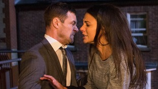 Actor Marc Baylis relieved his Corrie character Rob Donovan is finally revealed as Tina McIntyre's killer
