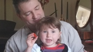 Ewan and Tanith Powell have not been seen since Saturday