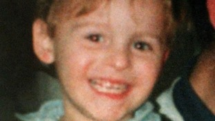 James Bulger was two when he was murdered in February 1993.