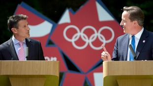 Lord Coe 'enjoys the firm support of the Prime Minister.'