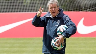 It is unclear whether Roy Hodgson will be employing Professor Hawking's advice.