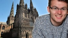 Mourners and well-wishers will be able to pay their respects to Stephen Sutton at Lichfield Cathedral