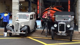 Meet Miss Daisy: The vintage car on a charity coastal trek
