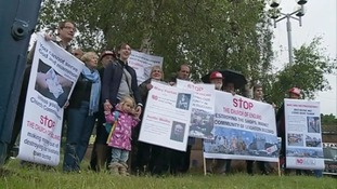 Fight against out-of-town retail park on church land heads to London