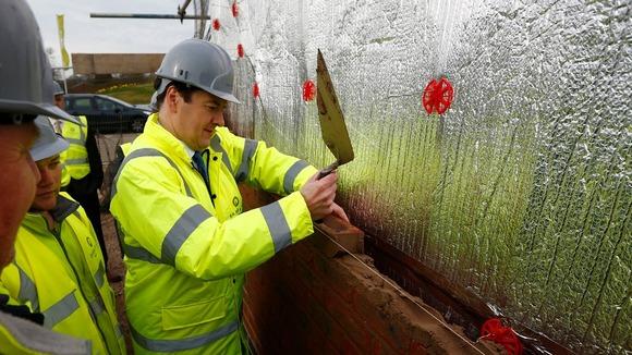 George Osborne's Help to Buy scheme has been a hit with homebuilders.