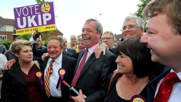 ITV News poll: 72% of Ukip voters would vote the same in 2015