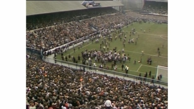 hillsborough stadium disaster 1989