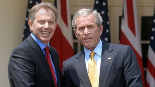 More than 130 records of conversations between Blair and Bush will be disclosed.