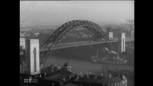 Archive of Tyneside in 1945 released