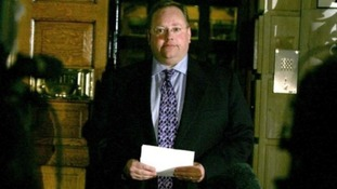 Former Liberal Democrat chief executive Lord Rennard.