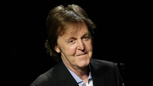 McCartney booked for Olympic opening ceremony