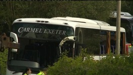 Inquests open into Looe coach crash victims