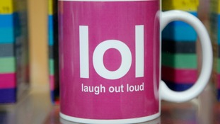 'LOL' is now a common part of the vernacular.