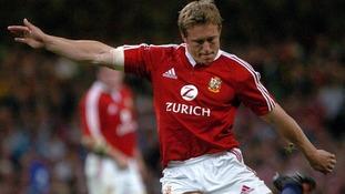 Jonny Wilkinson penalty