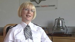 Chief Constable of Humberside  Police Justine Curran