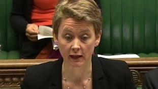 MP for Knottingley Yvette Cooper