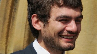 Gareth Huntley, 34.