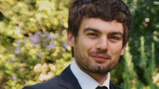 Gareth Huntley, 34, is from London.