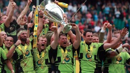 Premiership success for Saints