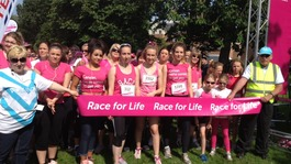 Race for Life in Wakefield