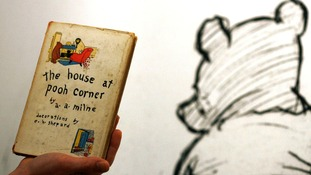 Winnie-the-Pooh named 'best-loved children's book'
