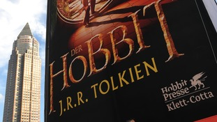 The Hobbit BY J.R.R. Tolkien took fourth place on the list of the nation's best-loved children's books.
