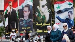 Assad wins Syrian election with '88.7% of vote'