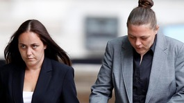 Women jailed for a year over fatal dog attack
