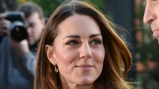 Maybe not born, but Birmingham bred? Kate could be Brummie!