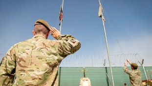 Welsh Cavalry embark on final Afghanistan tour