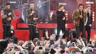One Direction fans told to keep the noise down or be slapped with a disposal order