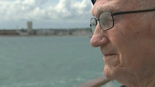 Veteran Bob Barker says he will remember the crew he lost.