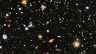 Nasa reveals most colourful view of the Universe ever captured
