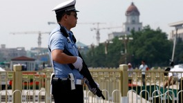 Security clampdown on Tiananmen Square anniversary