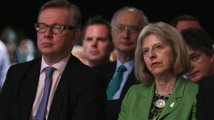Theresa May questioned why the Department for Education had not acted on 'Trojan Horse' allegations in 2010.