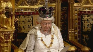 The Queen unveiled the measures during her speech to the State Opening of Parliament.