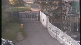 CCTV Rania Alayed