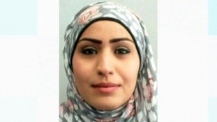 Rania Alayed was last seen in June last year.