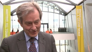 Stephen Dorrell will not yet reveal why he stepped down.