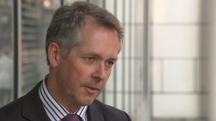 Dr Paul Cosford of Public Health England.