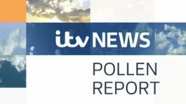 Thursday's pollen report