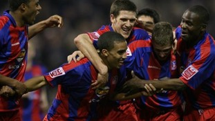 Grabban started his career at Crystal Palace.